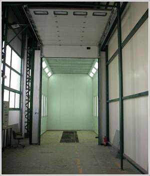 Cabinas de pintura productos mondar 2003 s l - Cabina pintura ocasion ...